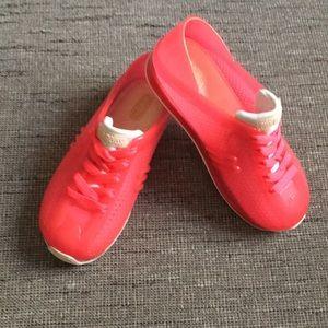 Mini Melissa Love Sytem Sneakers Pink 12